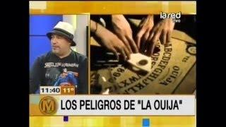 TABLA OUIJA testimonio - CASO REAL POSESION DEMONIACA - CUARTO MILENIO